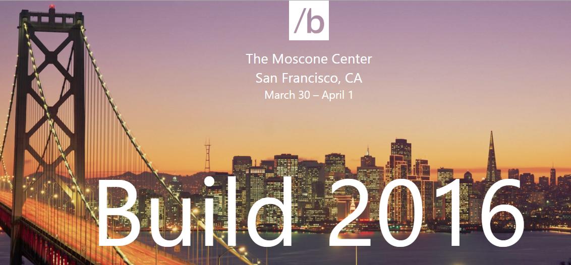 Не упусти шанс попасть на //Build: разработай или обнови UWP приложение и участвуй в Race to Build 2016