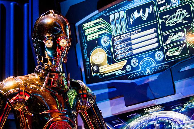 Captain C-3PO by Jeff Nickel