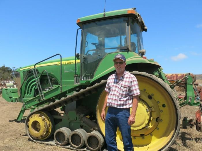 Самостоятельный ремонт трактора John Deere — нарушение закона DMCA