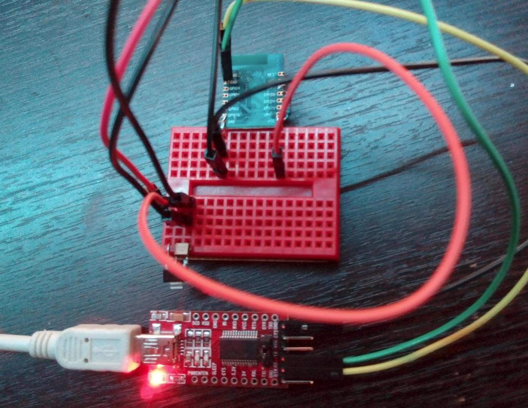 Arduino + ESP8266 с нуля на примере Wi-Fi термометра, часть первая
