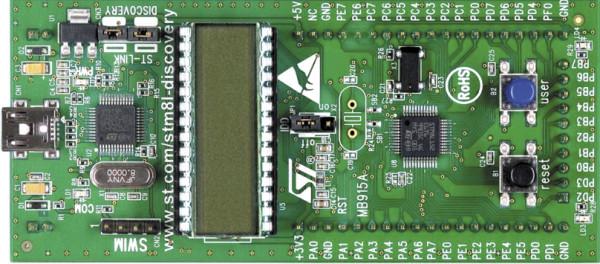 Примитивы для реализации 1-Wire master при помощи PWM и ICP