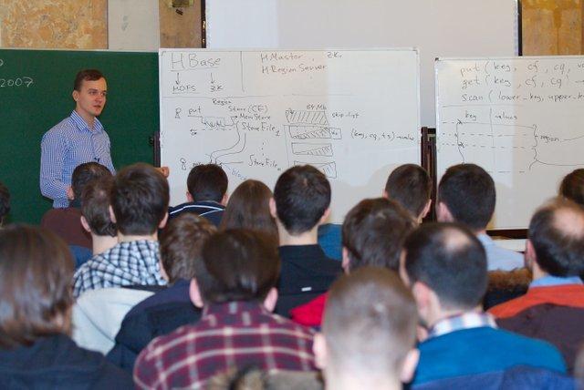 Курсы Computer Science клуба, весна 2017