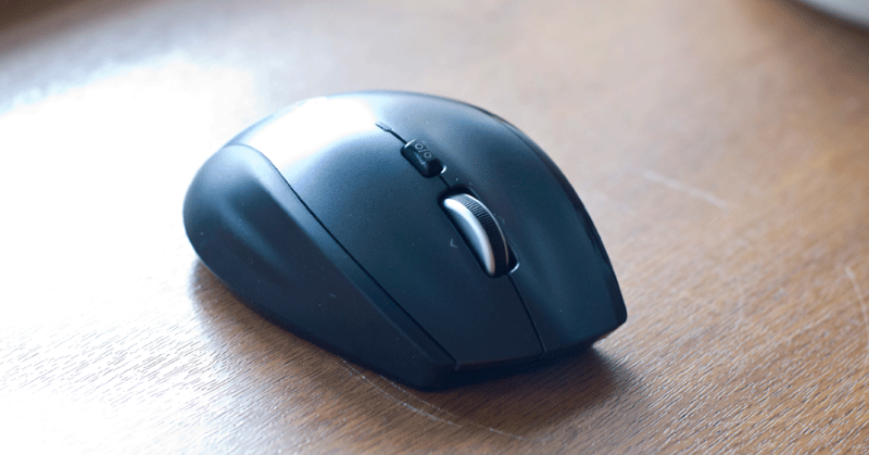 Queen of office mice: Logitech Marathon M705 overview / Geek magazine