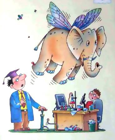 Не делай слона из мухи