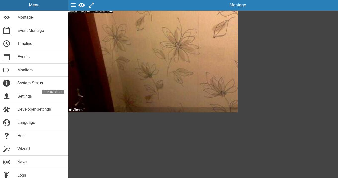 Домашнее видеонаблюдение  Реализация с помощью Zoneminder и