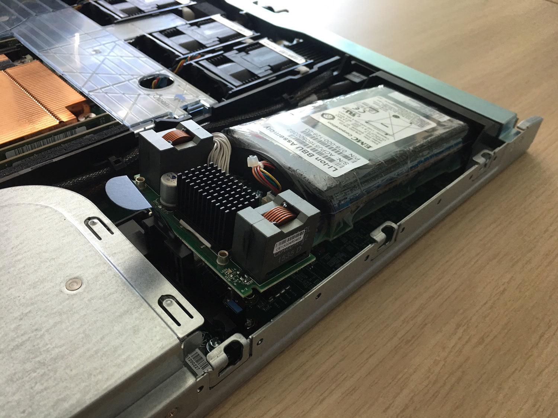 Под капотом у новой поделки Dell + EMC — флешового хранилища по цене дискового