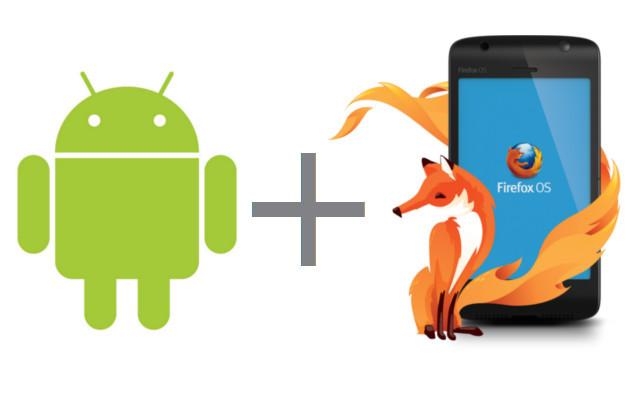 Запуск Android приложений на Firefox OS