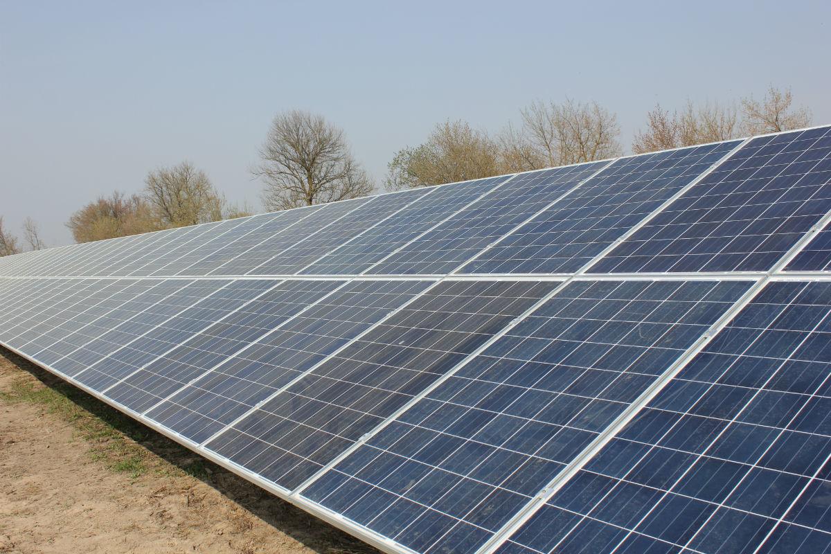 Velcom строит крупнейшую в Беларуси солнечную электростанцию