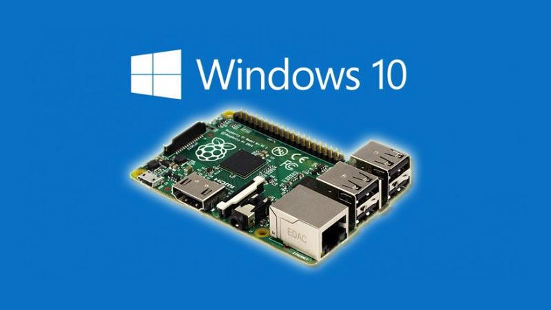 Windows 10 IoT Core: GPIO, Lightning и RemoteClient