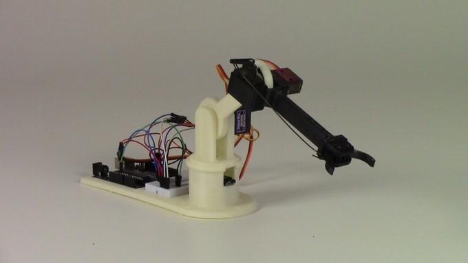 Autonomous Programmable Robot Support Page