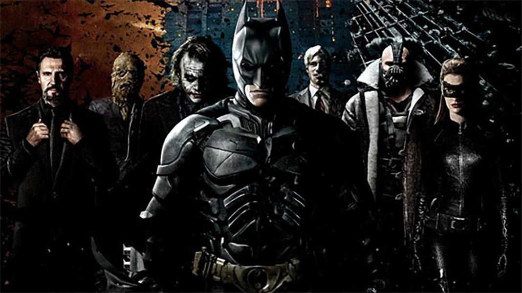 Темный рыцарь ограбление банка смотреть фильм онлайн