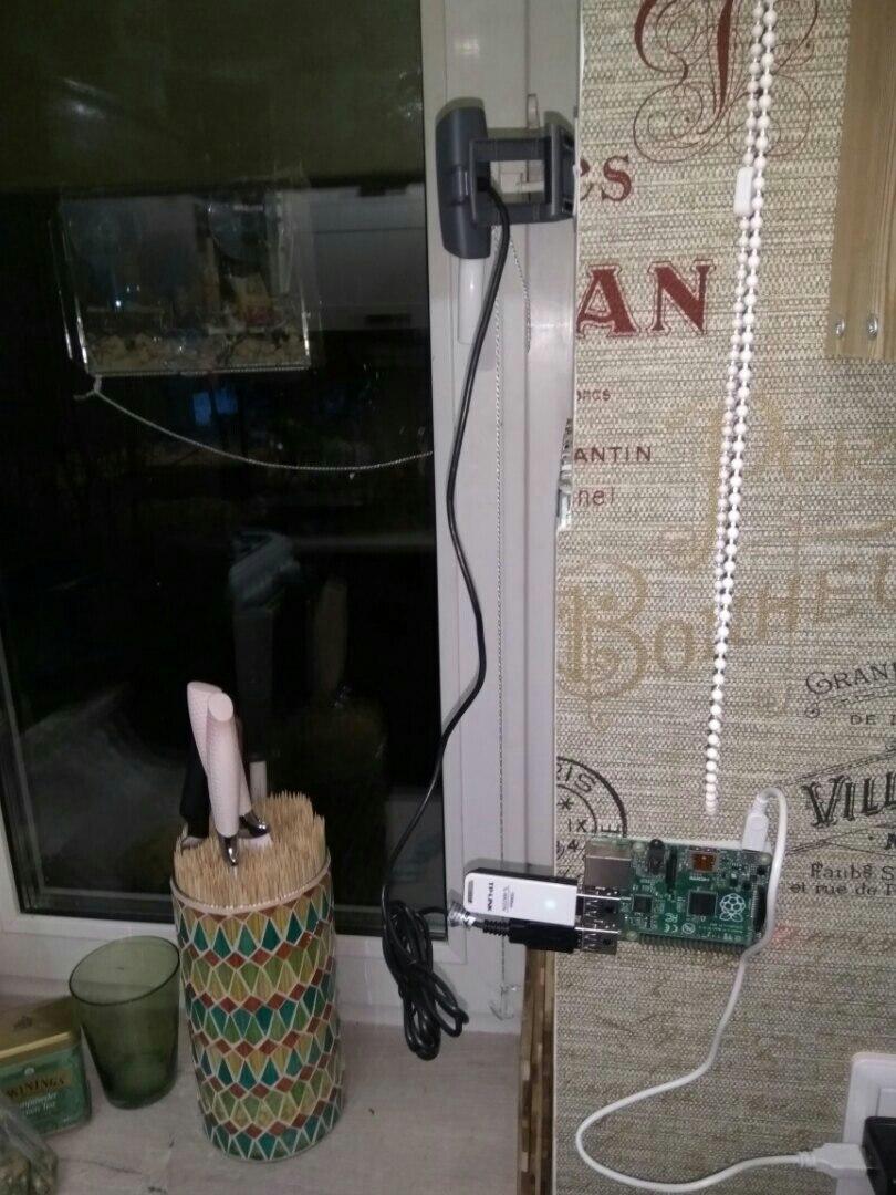 Умная кормушка: Machine Learning, Raspberry Pi, Telegram, немножко магии обучения + инструкция по сборке