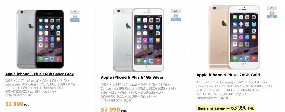 Apple подняла цены на приложения в российском App Store в 1,5-2 раза