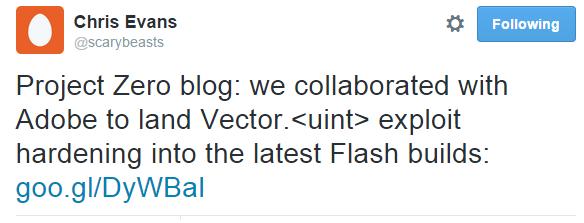 Google Chrome внедрил дополнительные механизмы безопасности для Flash Playe ...