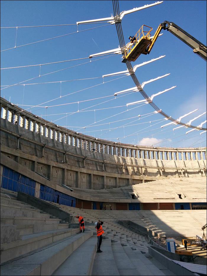 Как мы делали HD Wi-Fi на стадионе на 33 тысячи человек в Краснодарcком крае, в чём конкретно состоят особенности плотного покрытия, и зачем Wi-Fi болельщику