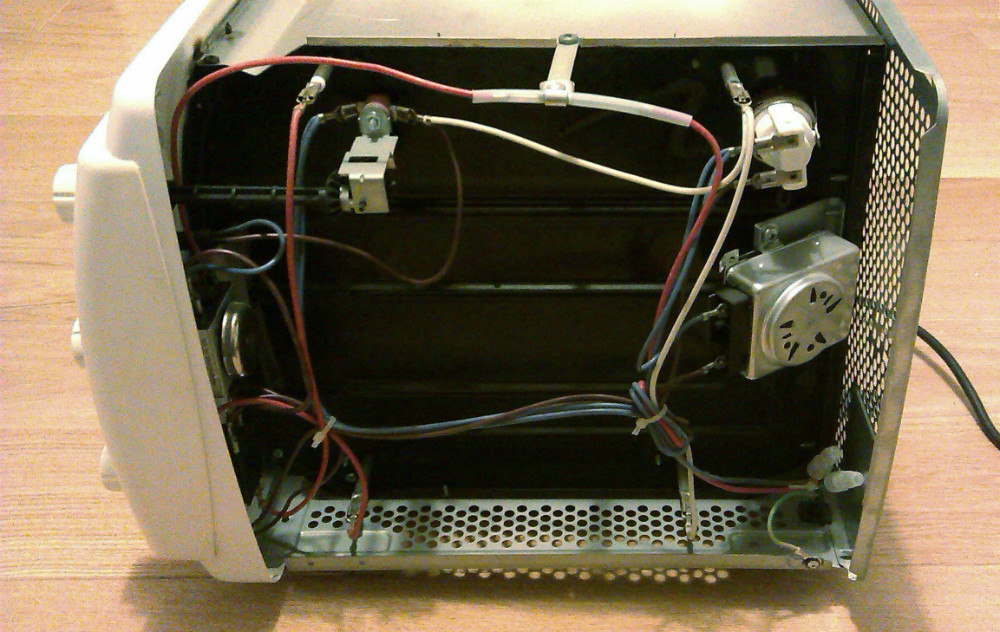 DeLonghi electric oven without housing