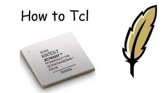 Использование TCL в разработке на FPGA