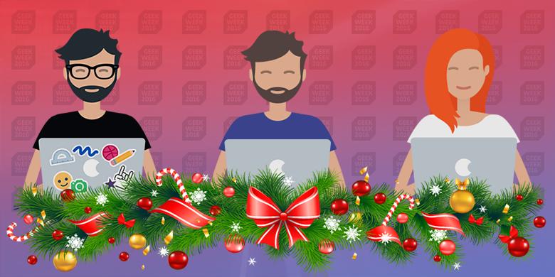 Итоги GeekWeek 2016 и возвращение ужасного БАГа: зима вместе с GeekBrains