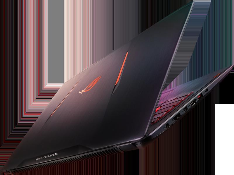 Обзор игрового ноутбука ASUS GL502VT