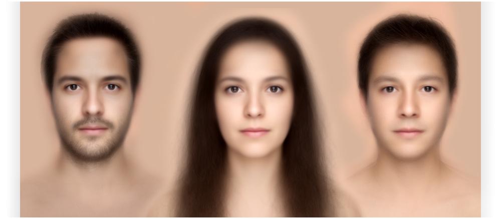 Девушки тонкие лица черты порно