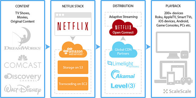 an overview of the online video streaming company netflix Netflix's dominance in video  competition in the promising online video streaming is  the company is likely to launch a streaming.
