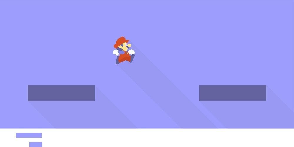 Метод Super Mario World: серии препятствий