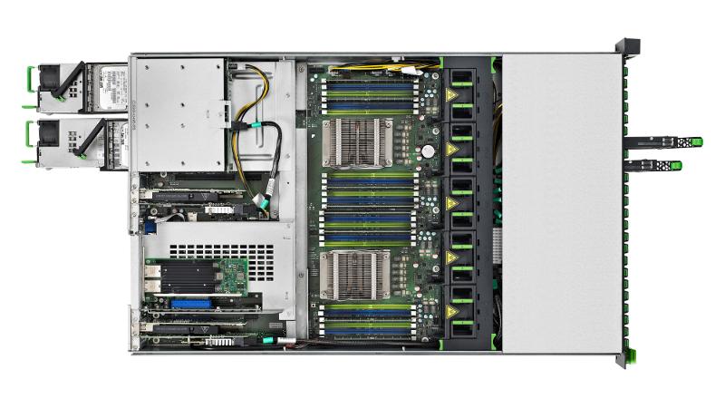 Продолжаем тестирование: на очереди сервер Fujitsu PRIMERGY RX2540 M2