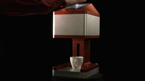 Кофейный 3D-принтер