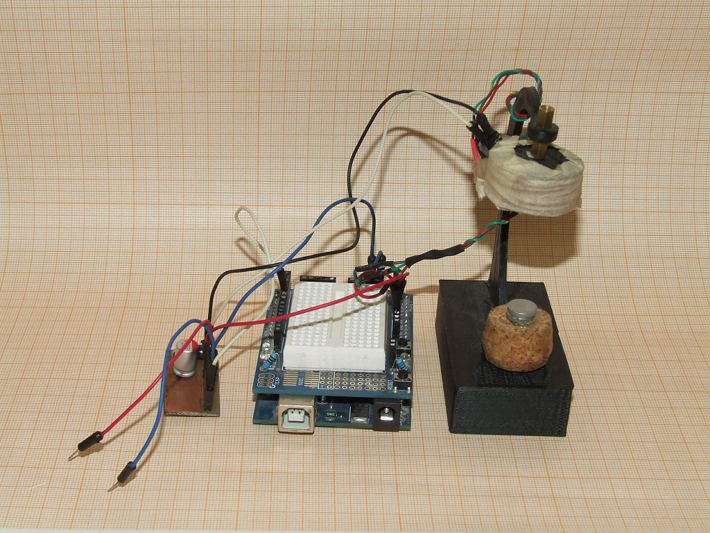 Build your own magnetic levitator Hackaday