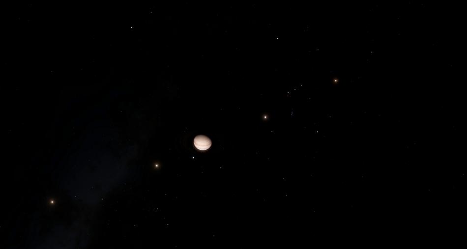 Крылатая Юнона ослепнет у Юпитера