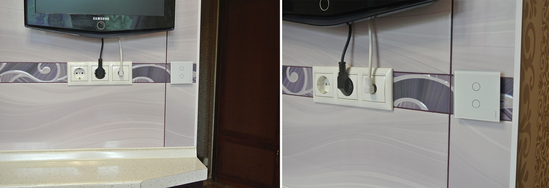 Сенсорный радио выключатель на батарейках. Livolo + Z-Uno