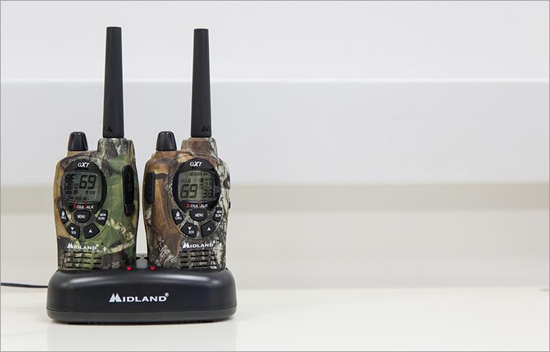 Как выбрать портативные радиостанции