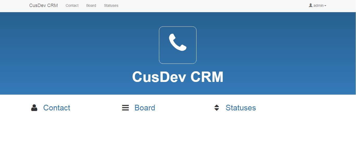 AllcountJS  Делаем простую CRM с веб-интерфейсом и REST API за 15 ... 221aed1fc32