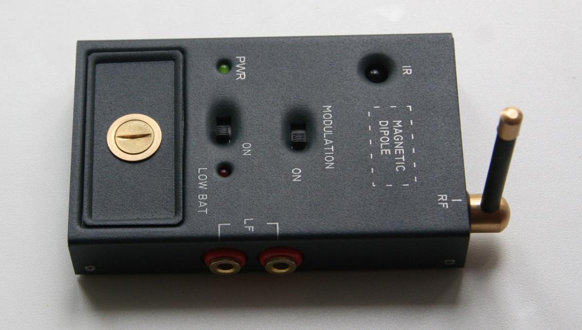TEST Контрольное устройство