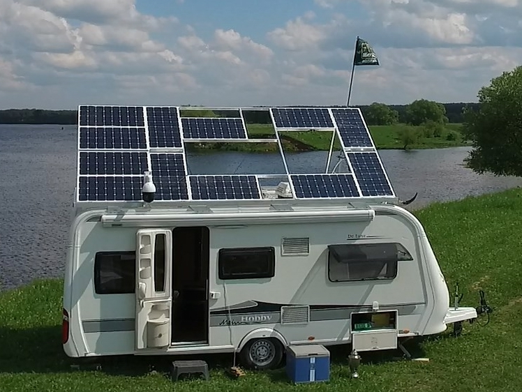 Спецпроект: Солнечная электростанция на автокемпере. Часть 1