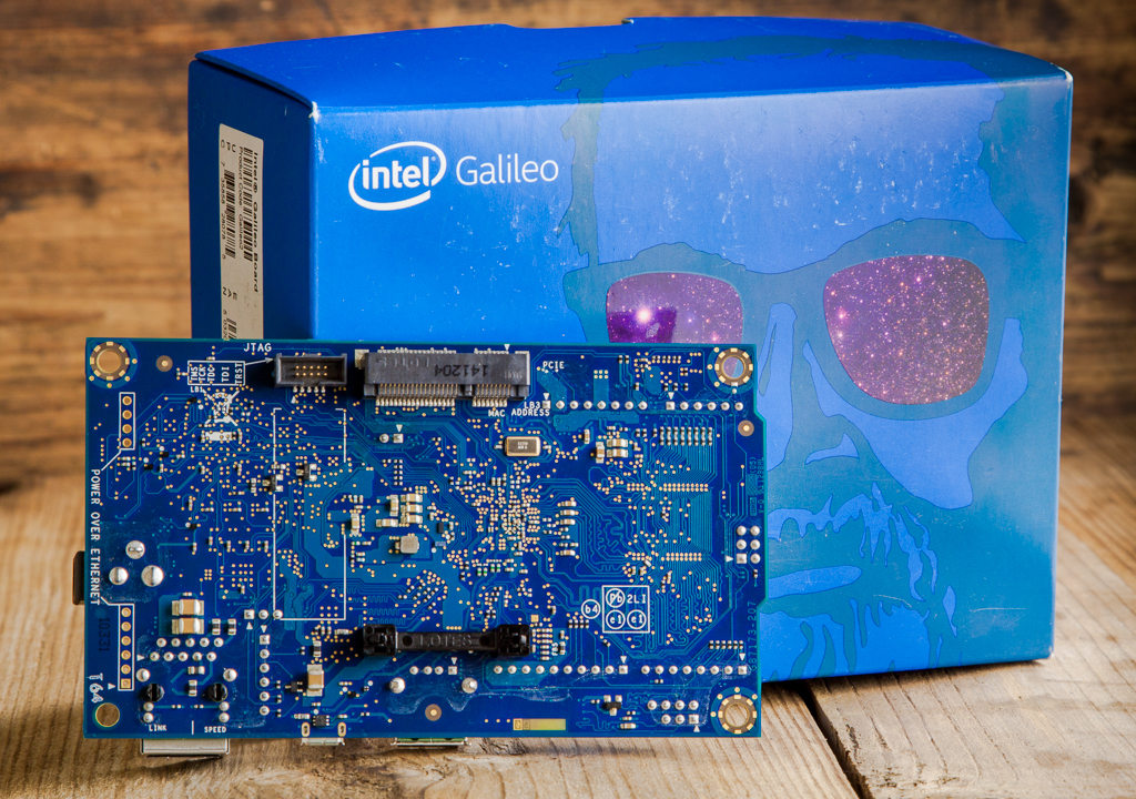 Практикум «Intel IoT». Galileo Gen2 — Первое знакомство