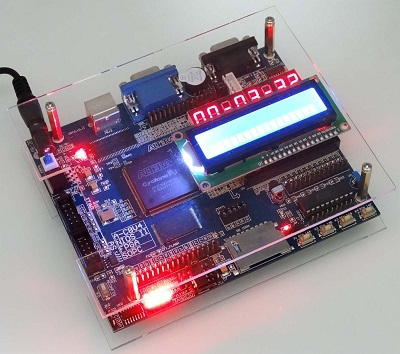 II SOPC FPGA Development