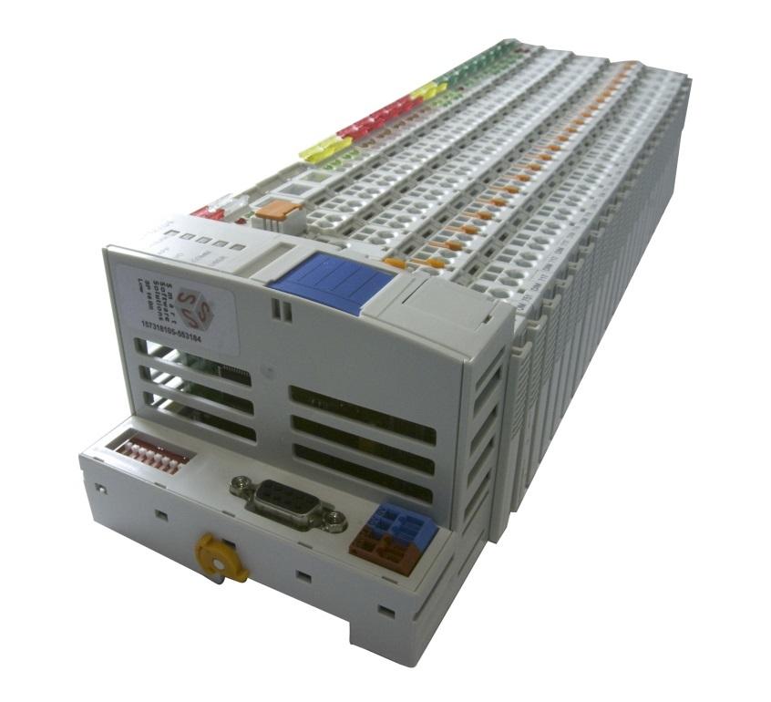 Реализация MODBUS RTU сервера с помощью интерфейсного модуля Fastwel и программного обеспечения CoDeSys
