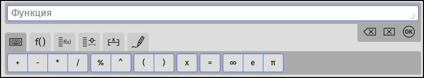 Symbols tab