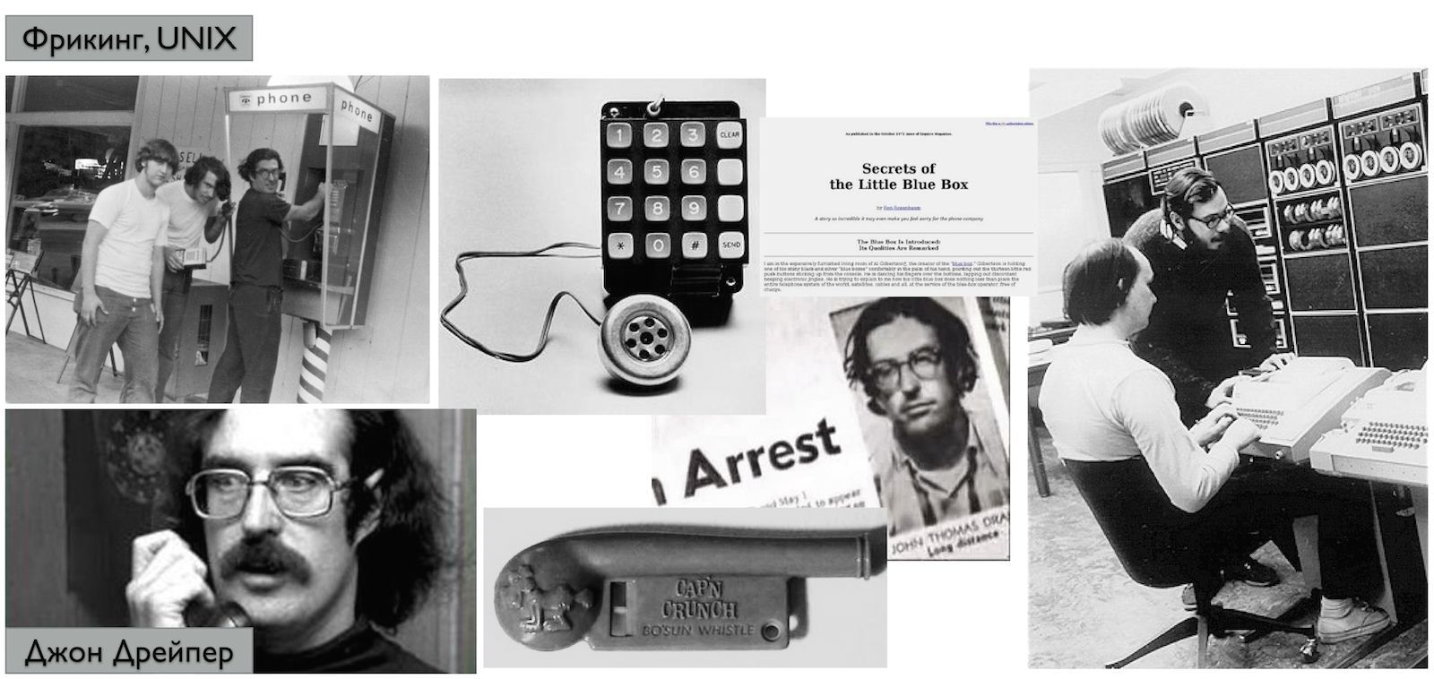 Краткая история хакерства. Рассказ от руководителя информационной безопасности Яндекса