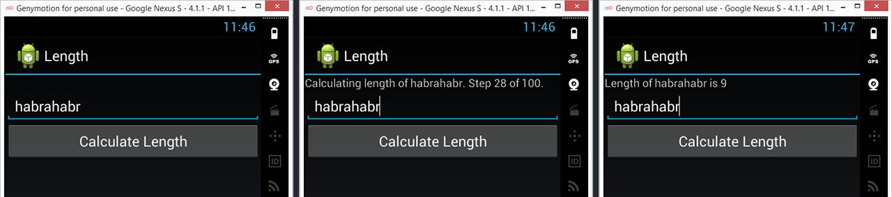 Length activity