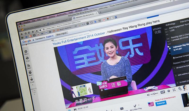 Alibaba согласилась о закупке «китайского YouTube»
