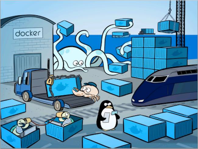 Docker meetup в Badoo