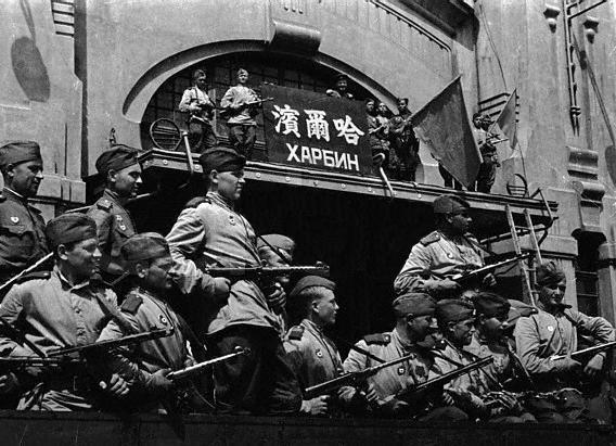 Вторая Мировая Война глазами Китая