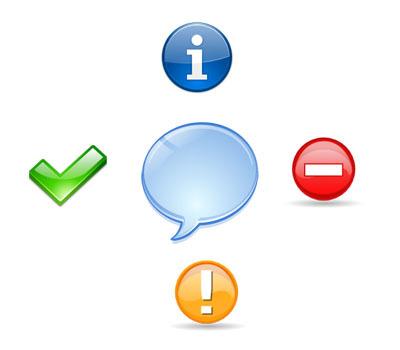 Информационные сообщения в 1С. Как это можно сделать