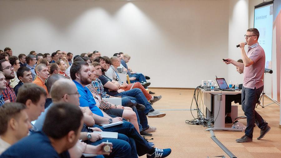Дмитро Столяров (Флант) на RootConf 2016