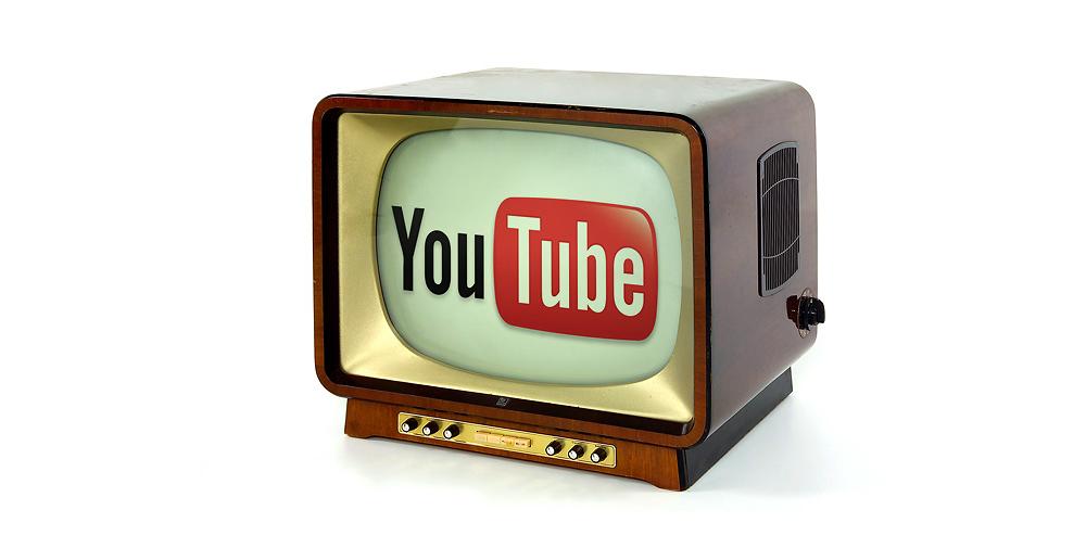 youtube переизобретая телевидение