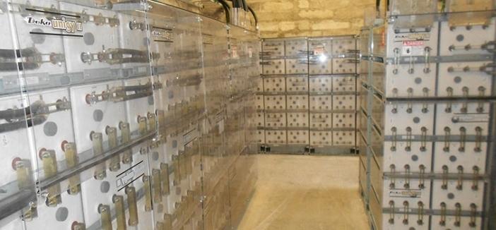 Аккумуляторная батарея Алькатраса