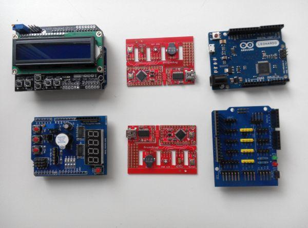 Intel и создатели Arduino представляют новую плату для