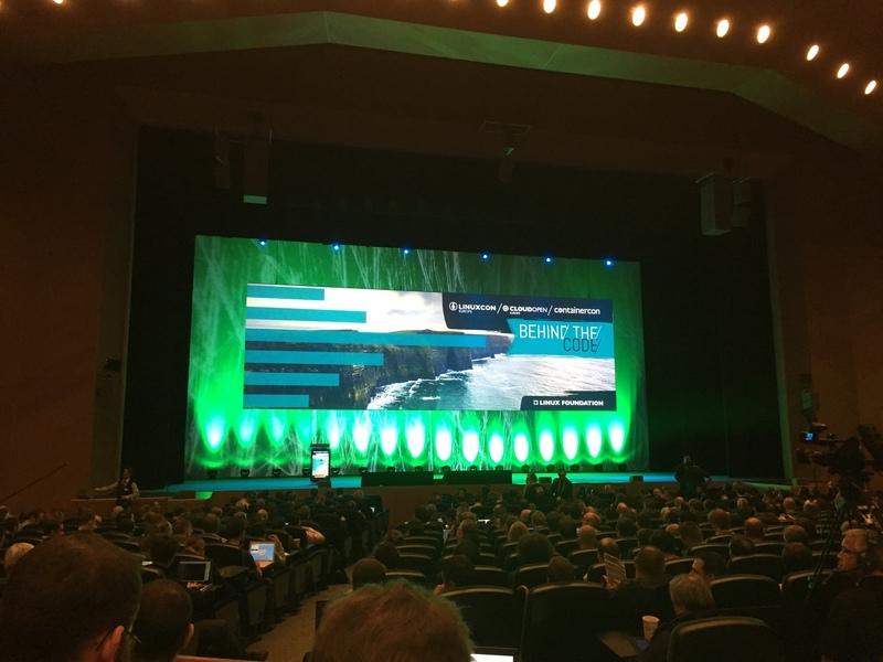 LinuxCon 2015 и все, все, все: впечатления